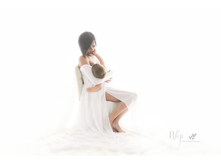 Breastfeeding Portraits Photographer Barnoldswick, Lancashire