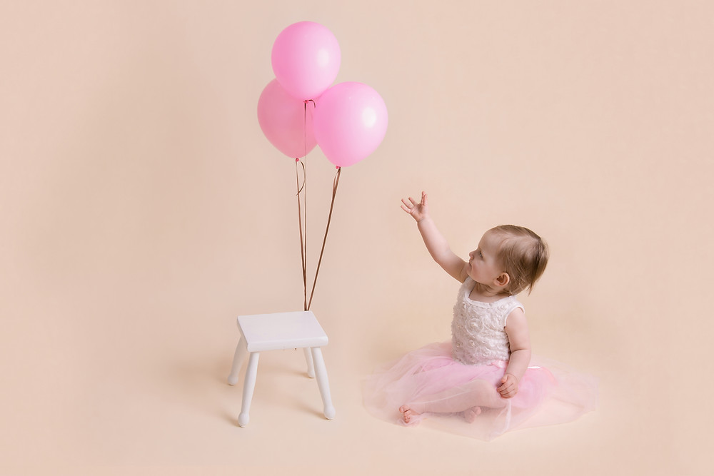 first birthday photoshoot, barnoldswick, lancashire