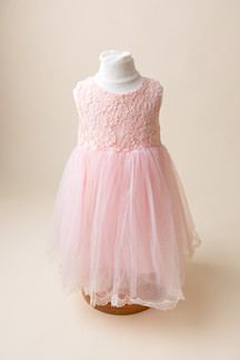 pink girls dress for photoshoot near me