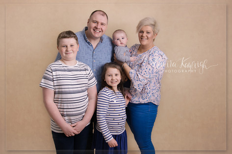 family photos barnoldswick