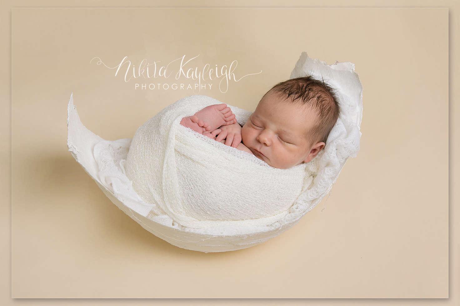 newborn girl photos skipton
