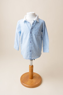 boys shirt for photoshoot aged 12-18 months