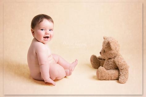 baby photography studio lancashire