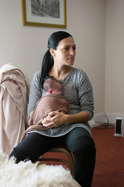 Ana Brandt Newborn workshop