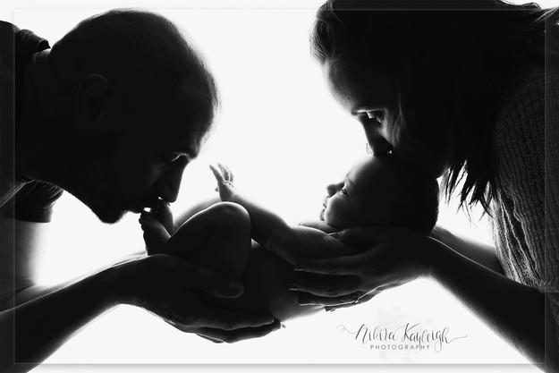 newborn baby photoshoot lancashire