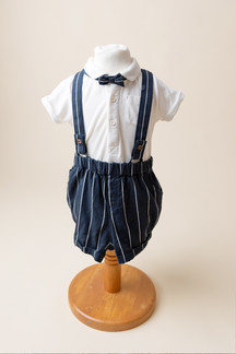6-9 months baby boy photo shoot outfit