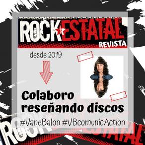 VANE BALÓN COLABORA EN REVISTA ROCK ESTATAL