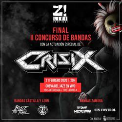 Jurado Concurso bandas Z! LIVE ROCK