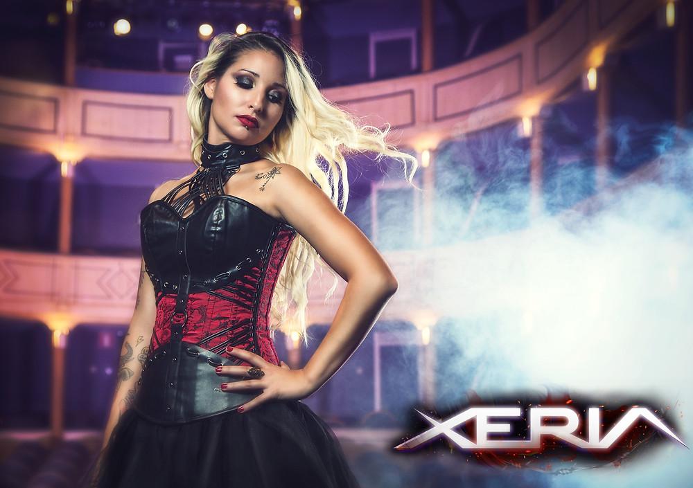 Marina cantante de XERIA