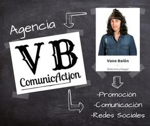 VB COMUNICACTION: NUEVA AGENCIA DE COMUNICACIÓN BY VANE BALÓN