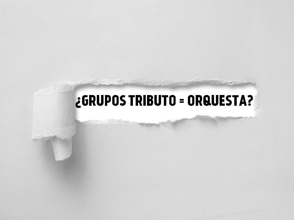 Grupos tributo