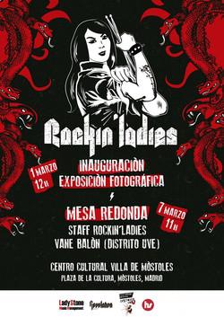 Mesa Redonda Rockin' Ladies