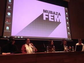 MESA REDONDA SOBRE LA MUJER EN LA MÚSICA DE MUBAZA FEM: ASÍ VIVÍ LA CITA EN ZAMORA