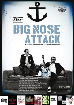 THE BIG NOSE ATTACK (Atenas)