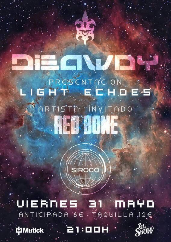 dieaway presentan disco