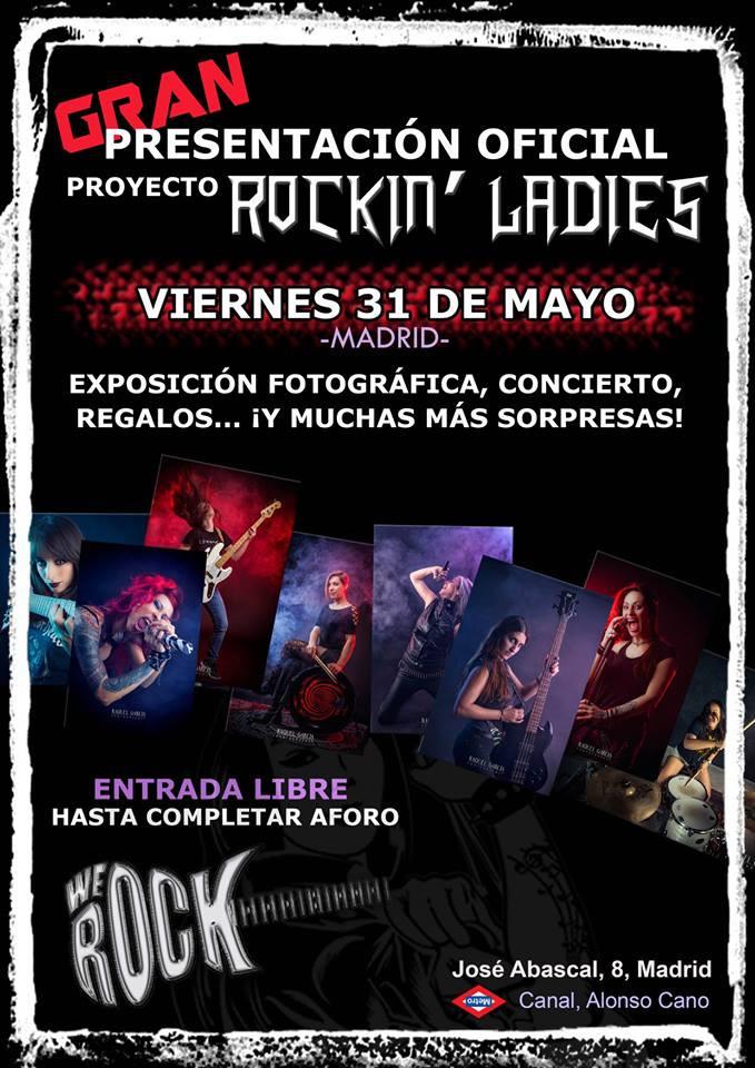 proyecto rockin' ladies