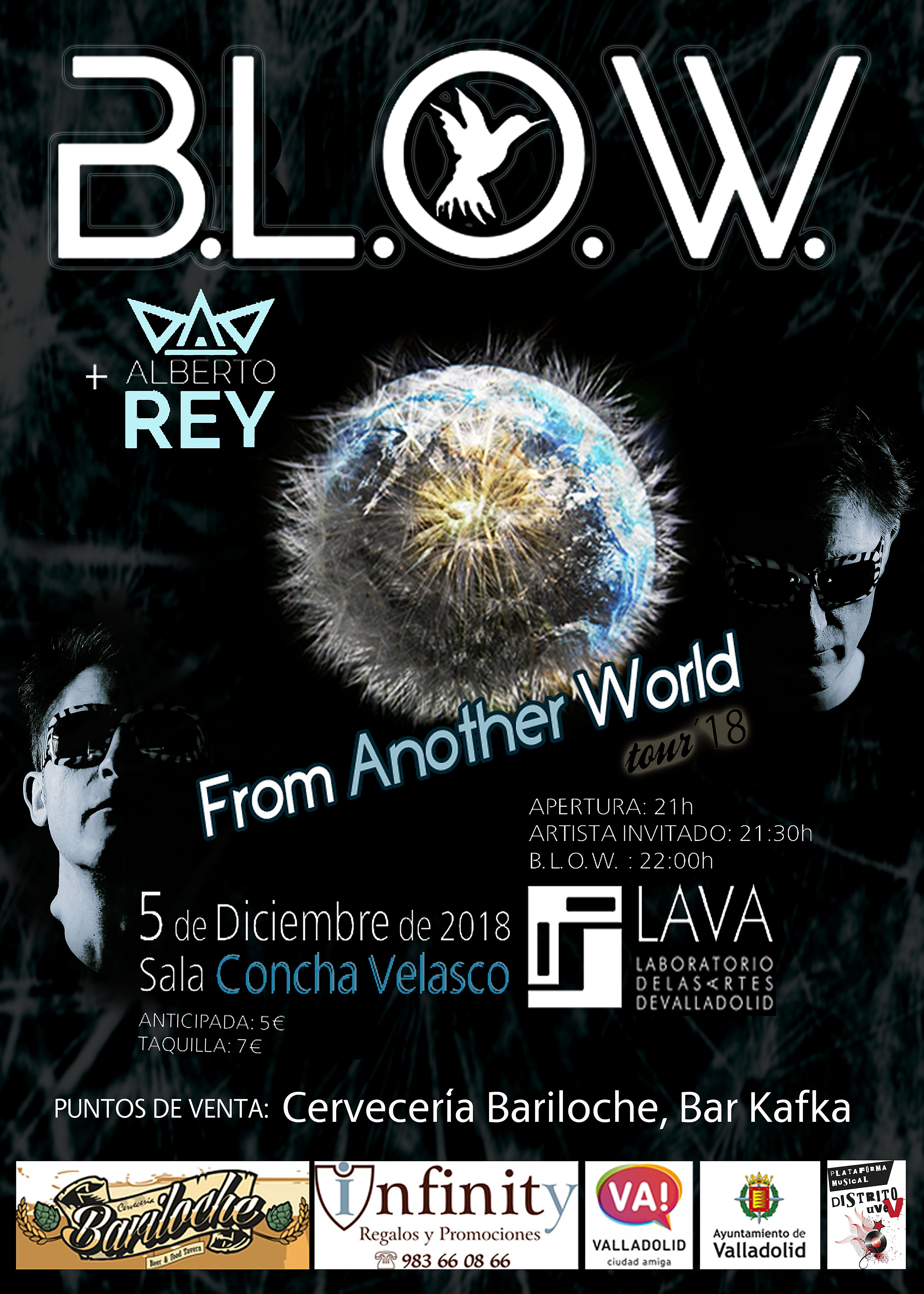 Concierto BLOW