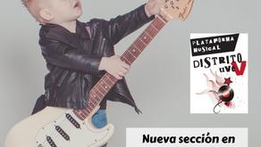 """NUEVA SECCIÓN """"MATERNIDAD Y MÚSICA"""": CONOCE EL ÍNDICE DE CONTENIDOS Y PARA QUÉ SALE ADELANTE"""