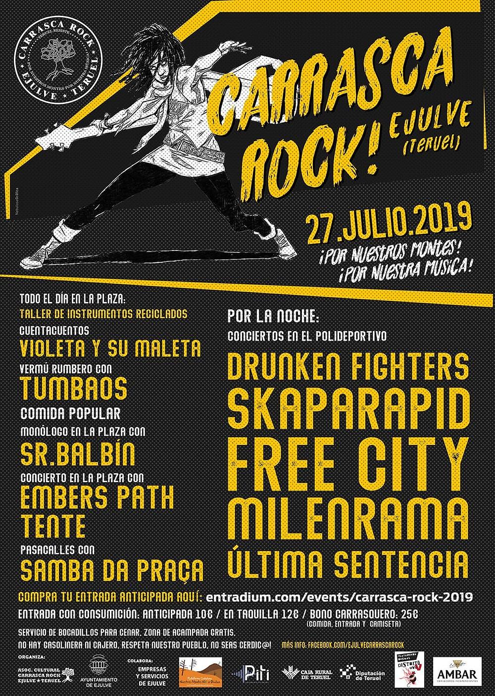 festival carrasca rock