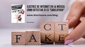"""ILUSTRES DE INTERNET EN LA MÚSICA: CÓMO DETECTAR SI ES """"SABELOTODO"""""""