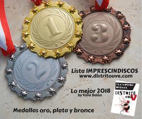 LOS MEJORES DISCOS DEL AÑO: 120 PARA ELEGIR EN DISTRITO UVE