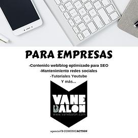 Servicio de redacción para empresas