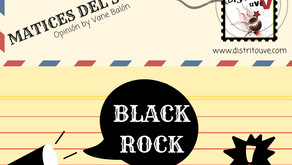 BLACK ROCK EN MATICES DEL SONIDO