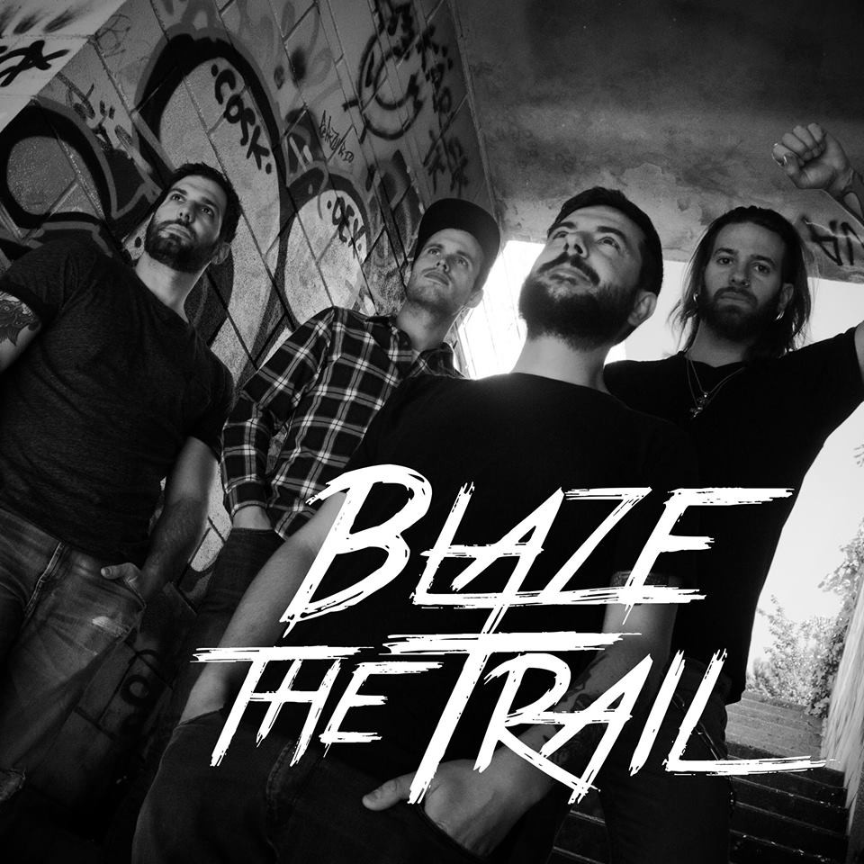 Blaze the trail