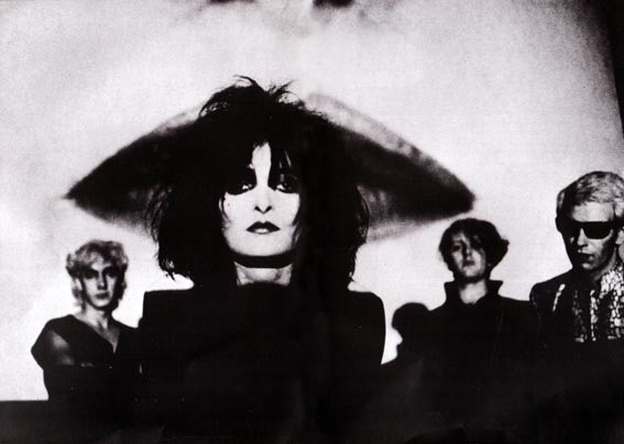 SIOUXSIE AND THE BANSHESS