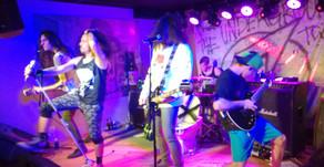II CONCURSO DE BANDAS Z! LIVE ROCK: ASÍ LO VIVÍ