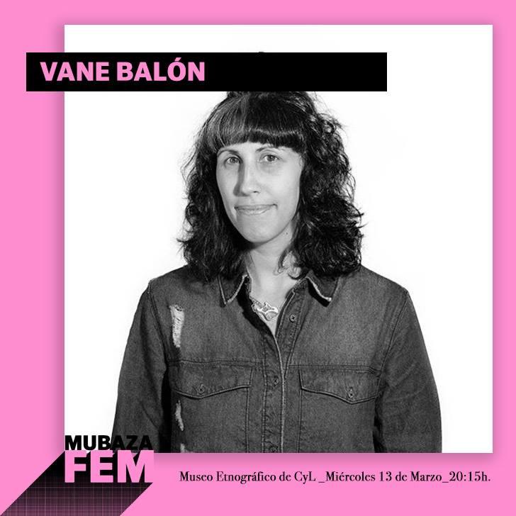 Vane Balón