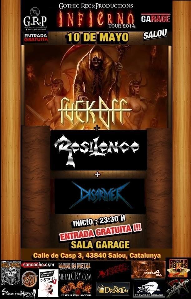 ANIMA ROCK 2014