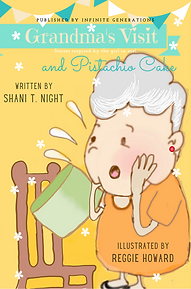 Grandma's Visit and Pistachio Cake.png