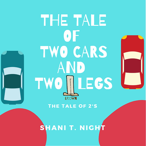 The Tale of Two Cars and Two Brown Legs