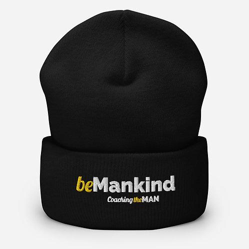 beMankind embroidery Beanie