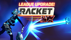 League Upgrade Racket
