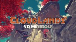 Cloud Lands VR Mini Golf