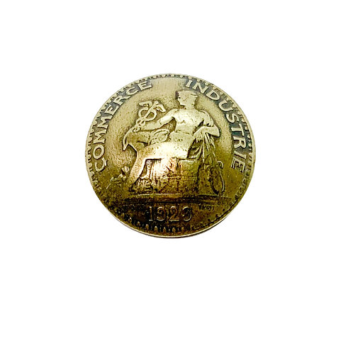 Coin Button: France Various Dates