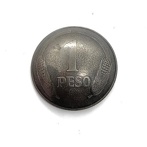 Coin Button: Columbia 1978