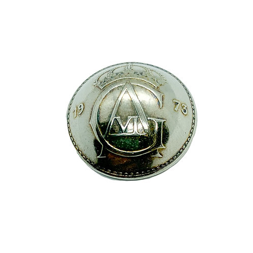 Coin Button: Sweden 1973