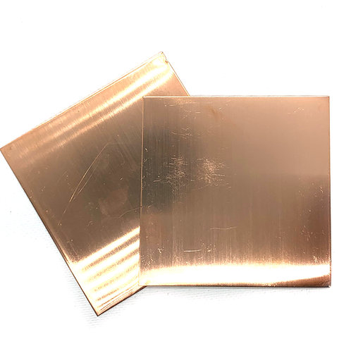 Copper Metal Sheet24G