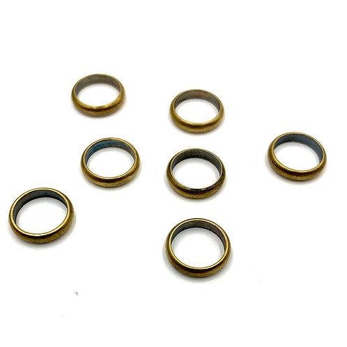 Brass Soldered Loop (10x2.2mm)