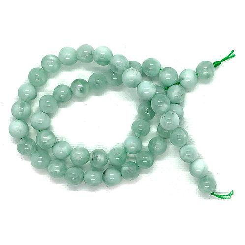Green Angelite 8mm