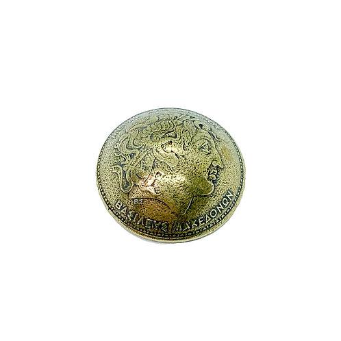 Coin Button: Greece 1992
