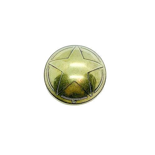 Coin Button: Star Token