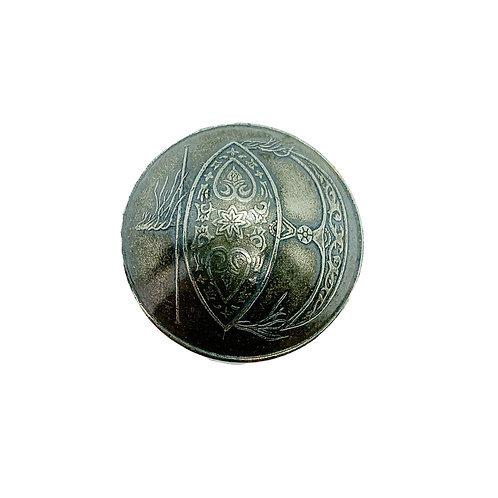 Coin Button: Malaysia 1998