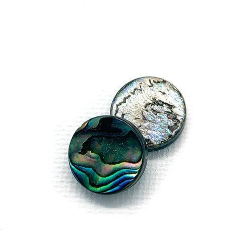 Abalone Flat Disc 14mm