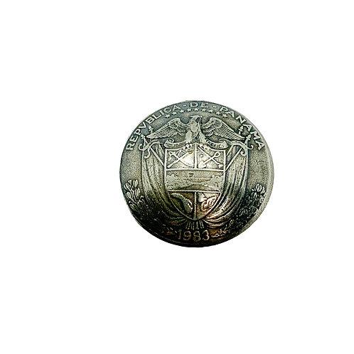 Coin Button: Panama 1983