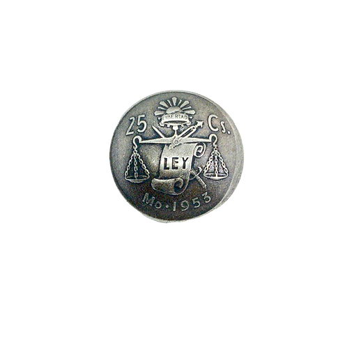 Coin Button: Mexico Various