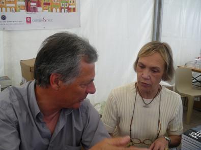 Avec Anne Carrière
